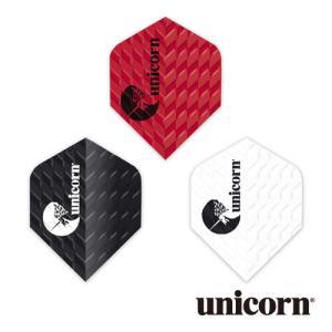 フライト unicorn Q.75 FLIGHT ユニコーンロゴ(ポスト便OK/2トリ)|dartsshoptito