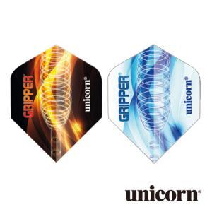 ダーツ フライト unicorn CORE .75 PLUS GRIPPER(ポスト便OK/2トリ)|dartsshoptito