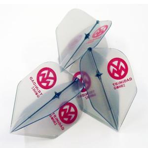 ダーツ フライト TRiNiDAD トリニダード やんま〜 フライトL 第1弾 山田勇樹 (ポスト便OK/3トリ)|dartsshoptito
