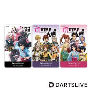 ダーツ ライブカード 新サクラ大戦 DARTSLIVE CARD テーマ付き|dartsshoptito