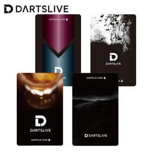 ダーツ DARTSLIVE CARD ライブカード デザイン2 ブラックデザイン(ポスト便OK/1トリ) dartsshoptito