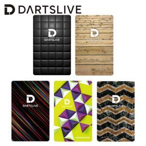 ダーツ DARTSLIVE CARD ライブカード タイル 板 レーザー モザイクウェーブ オンラインカード(ポスト便OK/1トリ) dartsshoptito