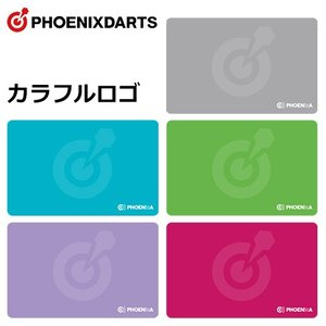 フェニックスカード PHOENicAカード オンラインカード ロゴ (ポスト便OK/2トリ) dartsshoptito