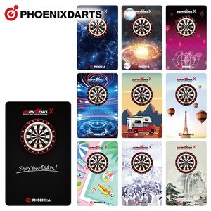 ダーツ フェニックスカード PHOENicA 2018-09 オンラインカード PHOENIXDARTS フェニカ(ポスト便OK/1トリ)|dartsshoptito