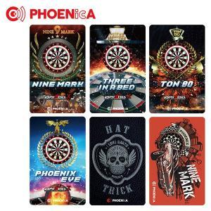 ダーツ フェニックスカード PHOENicA ダーツボード オンラインカード PHOENIXDARTS フェニカ (ポスト便OK/1トリ)|dartsshoptito