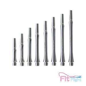 ダーツシャフト Fitシャフト メタル 超ジュラルミン スリムロック (ポスト便OK/3トリ)|dartsshoptito