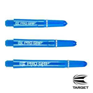 ダーツシャフト TARGET PRO GRIP SPIN ブルー (ポスト便OK/3トリ) dartsshoptito