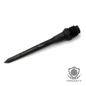DYNASTY コンバージョンポイント 2BA 30mm type-S ブラック ステンレス3本1セット dartsshoptito