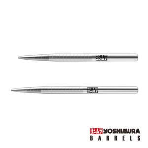 ダーツ ハードポイント ヨシムラバレルズ YOSHIMURA NEEDLE STEEL TIP ニードル スティールチップ(ポスト便OK/5トリ) dartsshoptito