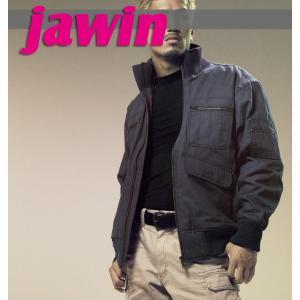 ジャウィン JAWIN 防寒ブルゾン【作業服】作業着【防寒着】ユニフォーム 自重堂  58120シリーズ 【58120】 【作業ジャンパー 】|darumashouten