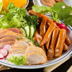 黒さつま鶏スモークセット 南薩食鳥 送料無料/贈答用/ dashi-kagoshima