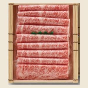 黒毛和牛ロース鹿児島産 すき焼き用 送料無料/贈答用/|dashi-kagoshima