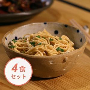 芸能人大絶賛 台湾直輸入まぜそば(ネギオイル4食セット) ミシュラン2つ星レストランのシェフとコラボ 『Kiki麺』 送料無料 daskalides