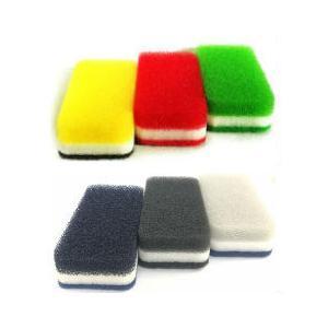 ダスキン スポンジ3色セットとモノトーンスポンジ(6色)*定型外郵便