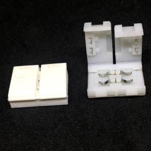 幅 8 mm 単色用 テープライト・コネクタ (一字形, DC 12 V 照明器具部品)
