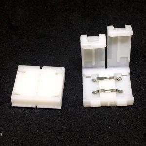 幅 10 mm 単色用 テープライト・コネクタ (一字形, DC 12 V 照明器具部品)