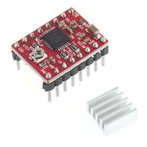 ステッピングモーター・ドライバ A4988 (3D プリンタ・ボード RAMS1.4 用,3D 印刷用)|dasyn