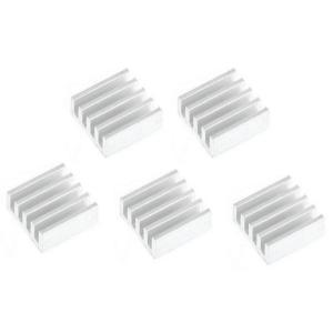 ヒートシンク 5 個組 A4988 用 (3D プリンタのステッピング・モータ・ドライバ用)|dasyn