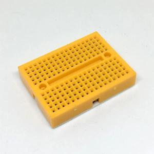 ブレッドボード 小型 4.5×3.5 cm 黄色 dasyn