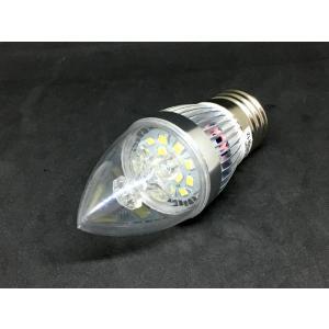 一般電球器具でつかえる LED シャンデリア電球 (白熱電球 40 W 相当の白色 6W) dasyn