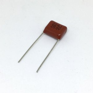 LED 電球・器具改造に適した 0.22 μF フィルム・コンデンサ|dasyn