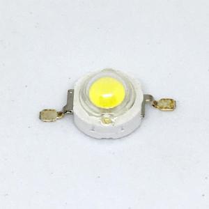 工作しやすい レンズつき COB LED チップ (素子) 1W 白色|dasyn