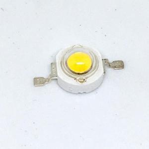 工作しやすい レンズつき COB LED チップ (素子) 1W 電球色|dasyn