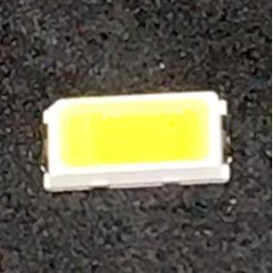 LED 工作に適した 0.5 W 白色 (昼白色) LED チップ (素子) 5630/5730