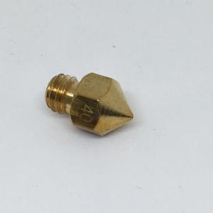 3D プリンタ・ヘッド用ノズル 0.4 mm (Printrbot 等のための)