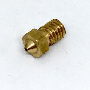 3D プリンタ・ヘッド用ノズル 0.8 mm (3 mm フィラメント用,オールメタル・ホットエンド用,3D 印刷用)|dasyn