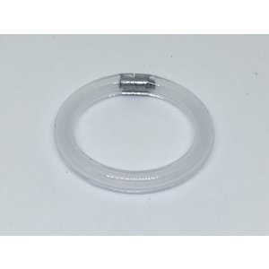 USB 3Dデザインランプ 直径 6 cm USB スタンド用足輪|dasyn