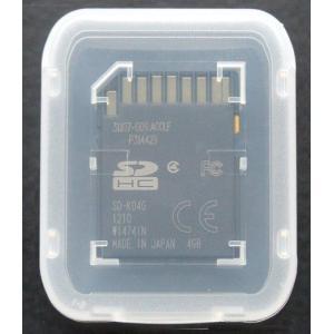 SDカード Kingston キングストン SDHCカード 4GB クラス4 Class4 SDHC カード メモリーカード フラッシュメモリ SDカード ビデオカメラ対応 DW-SDHC4-Y|datawest