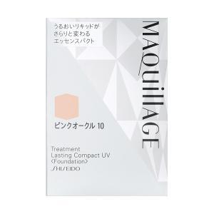 マキアージュ トリートメント ラスティングコンパクト UV ピンクオークル10 (レフィル) 12g|date-yakkyoku