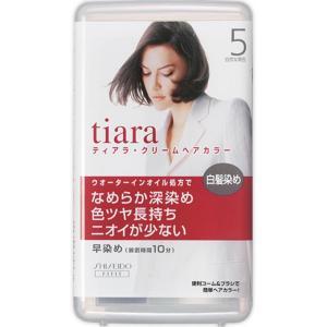 ティアラ クリームヘアカラー 5|date-yakkyoku