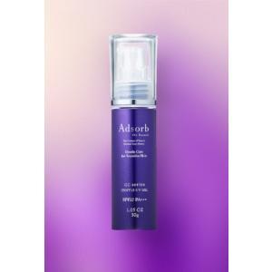 正規品 Adsorb アドソーブ ジェントルUVゲル 日焼け止め 30g SPF27 PA+++ Adsorb Gentle Care for Sensitive Skin date-yakkyoku