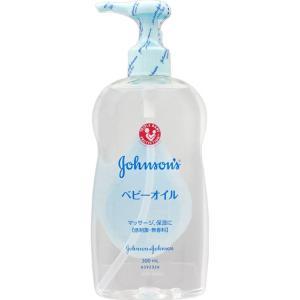 ジョンソンベビー ベビーオイル 無香料300ml |date-yakkyoku