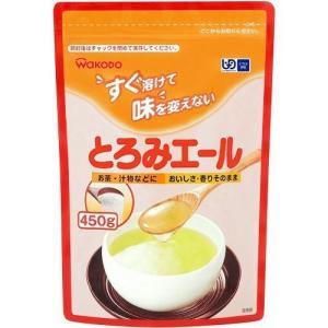 和光堂 食事は楽し とろみエール (450g) 介護食 とろみ調整|date-yakkyoku