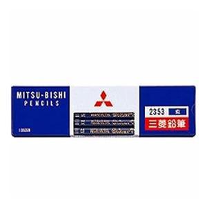 色鉛筆 K2353 藍通し 12本入|date-yakkyoku
