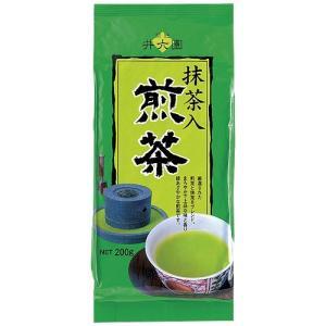 井六園 抹茶入徳用煎茶 200g|date-yakkyoku