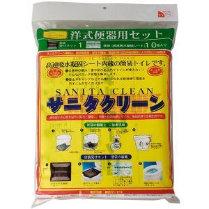 サニタクリーン 洋式便器用 311236|date-yakkyoku