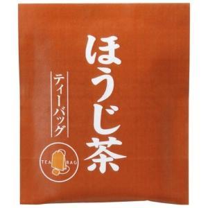 ハラダ 徳用ほうじ茶ティーバッグ 50p1箱|date-yakkyoku