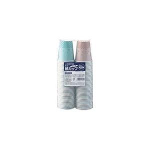 カラー紙カップST柄 7oz2400個 N030J-7C-P|date-yakkyoku
