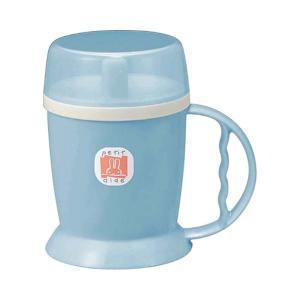 吸い口付マグカップ  HS-N12 ブルー|date-yakkyoku
