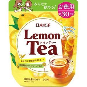 日東紅茶  レモンティー200g date-yakkyoku