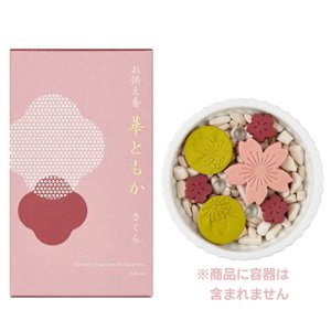日本香堂 お供え香 華ともか さくらの香り 71002 date
