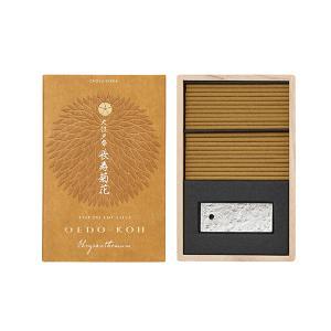 日本香堂 大江戸香 長寿菊花(ちょうじゅきっか) 38204 date