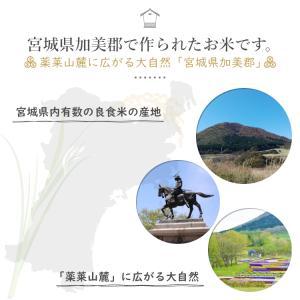 新米 金芽米 ひとめぼれ 2kg 宮城県加美産 特別栽培米 令和2年産 受注生産|datekura-takumi|15