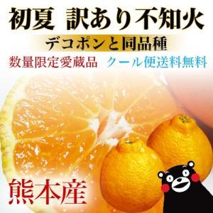 熊本産 訳あり 貯蔵品 初夏 不知火 ( デコポン と同品種...
