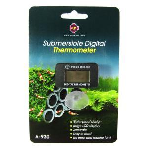 デジタル水温計となります。   センサー内蔵ですので、配線不要となります。  サイズ:45mm*26...
