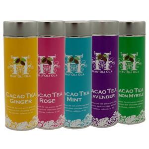 カカオティー CACAO TEA ティーバッグ ギフト缶|days-camp